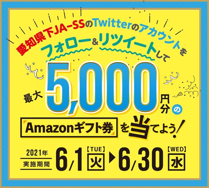 【6月30日まで!】愛知県下JA-SS Twitterキャンペーン開催!!